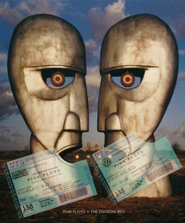 Pink Floyd 1994 Division Bell Tour